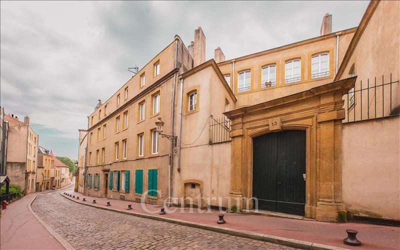 Vendita appartamento Metz 110000€ - Fotografia 2