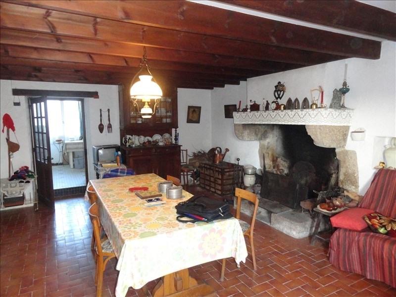 Vente maison / villa St hilaire de loulay 52800€ - Photo 2