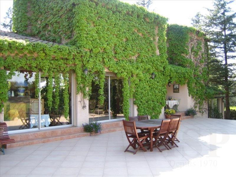 Vente de prestige maison / villa Aix en provence 995000€ - Photo 5