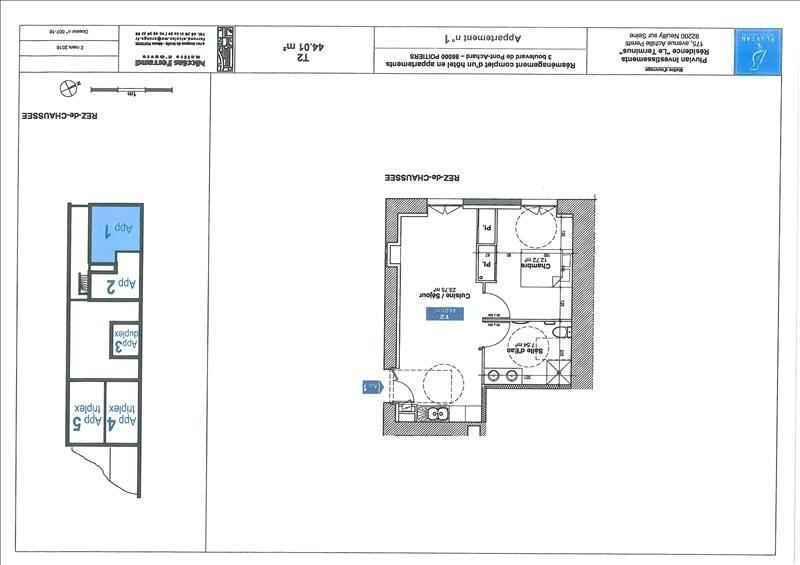 Vente appartement Poitiers 130710€ - Photo 2