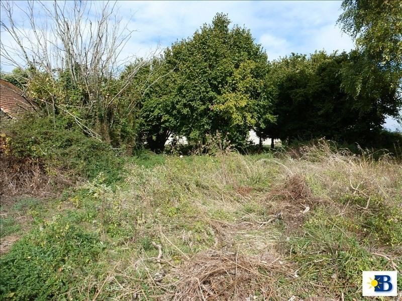 Vente terrain Chatellerault 49000€ - Photo 3