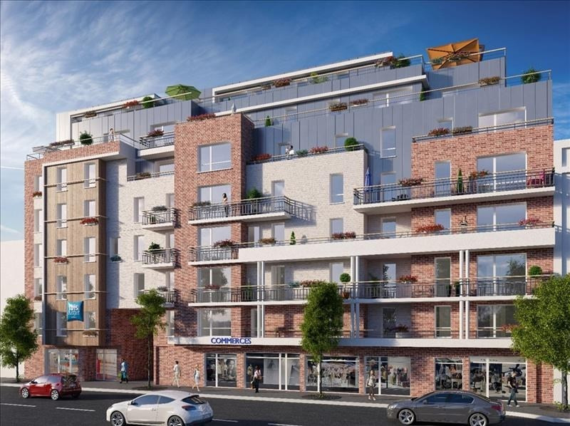 Vente appartement Dieppe 254000€ - Photo 1