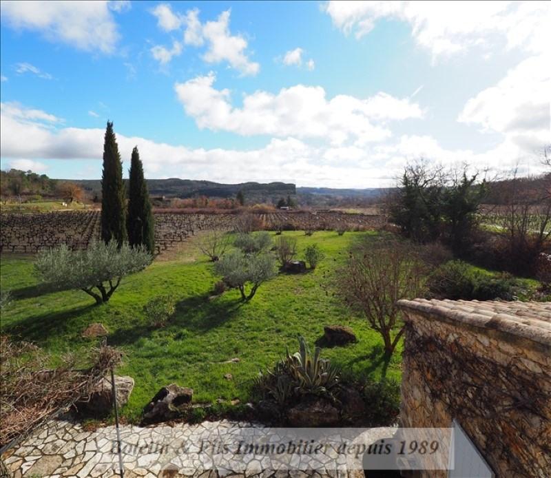 Vente de prestige maison / villa Goudargues 526000€ - Photo 9