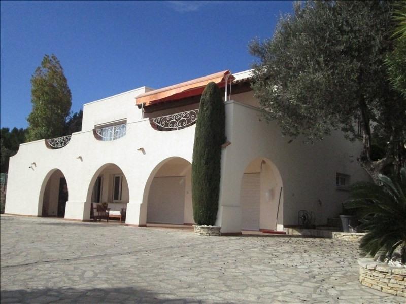 Deluxe sale house / villa Poussan 680000€ - Picture 3