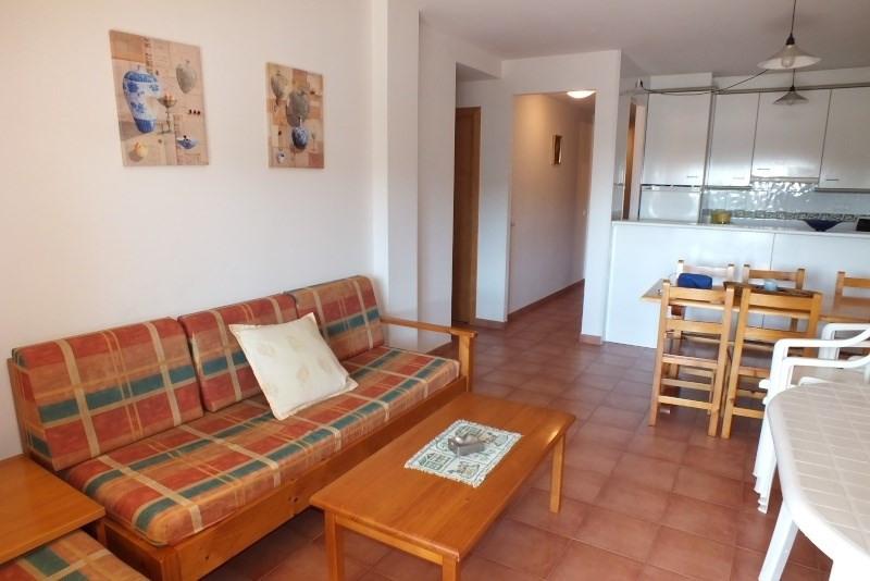 Location vacances appartement Roses santa-margarita 392€ - Photo 7