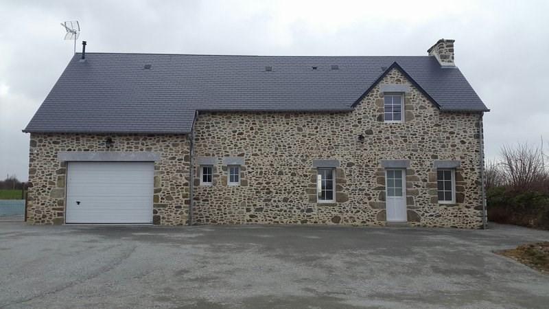 Locação casa Montsurvent 650€ CC - Fotografia 2