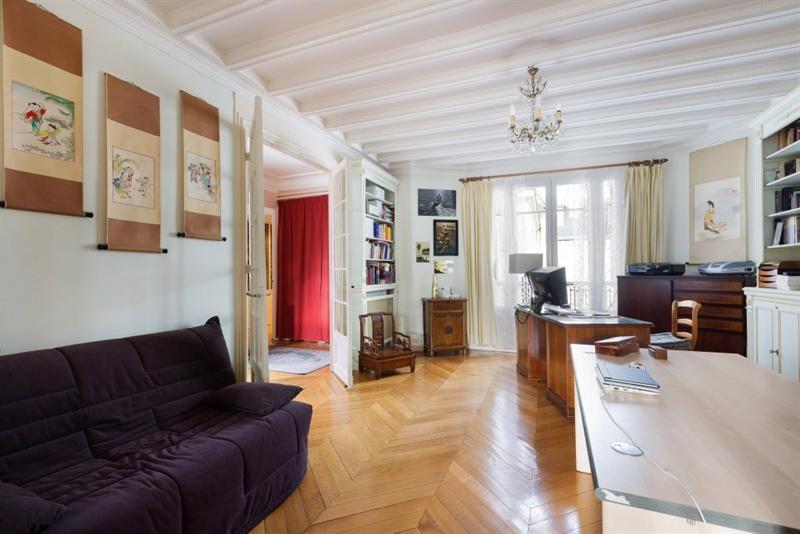 Immobile residenziali di prestigio appartamento Paris 16ème 1950000€ - Fotografia 6