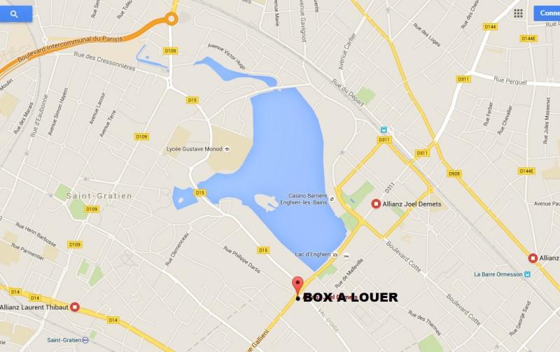 Rental parking spaces Épinay-sur-seine 79€ +CH - Picture 2