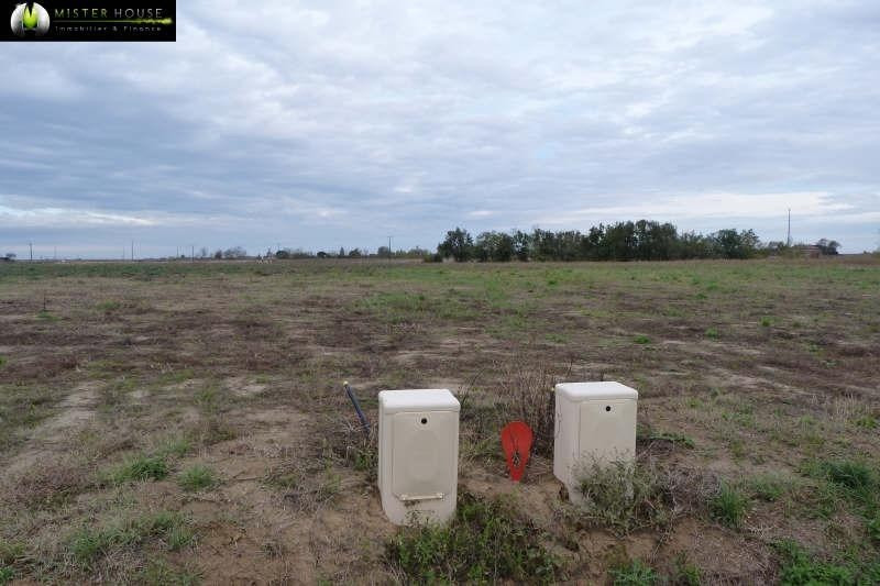 Vendita terreno Montech 44000€ - Fotografia 1