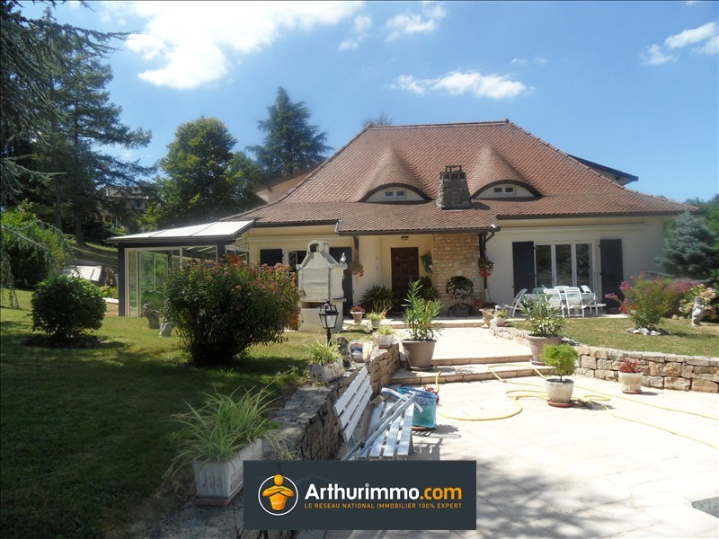Sale house / villa Les abrets 398000€ - Picture 8