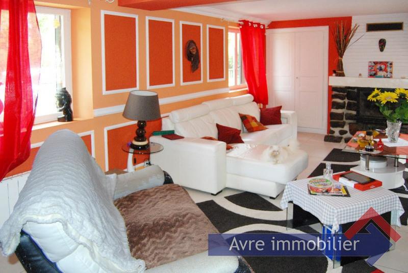 Sale house / villa Verneuil d'avre et d'iton 162000€ - Picture 7