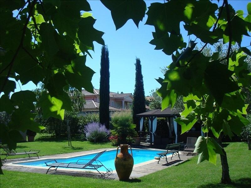 Venta de prestigio  casa St genis laval 795000€ - Fotografía 2