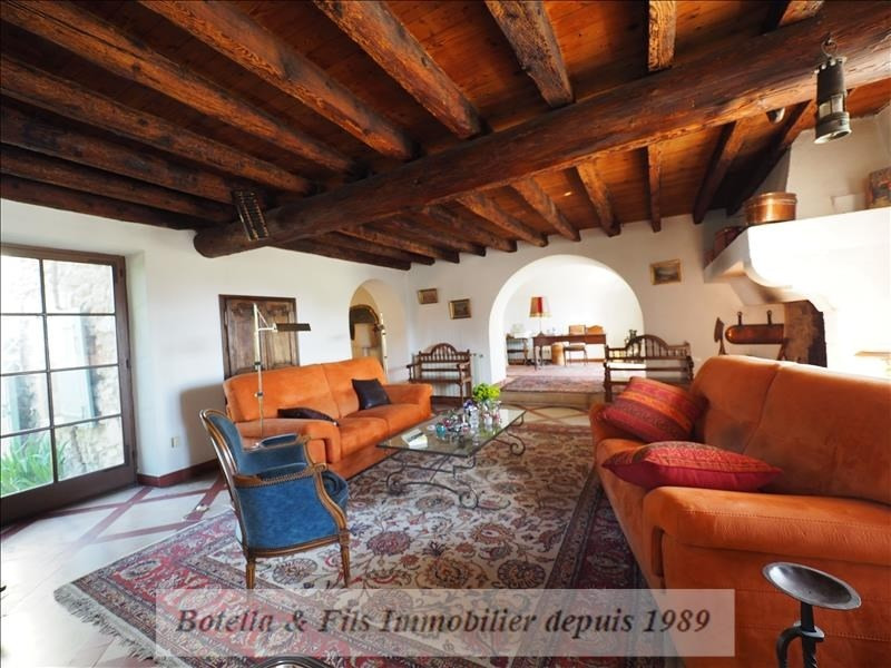 Venta de prestigio  casa Lirac 842000€ - Fotografía 5