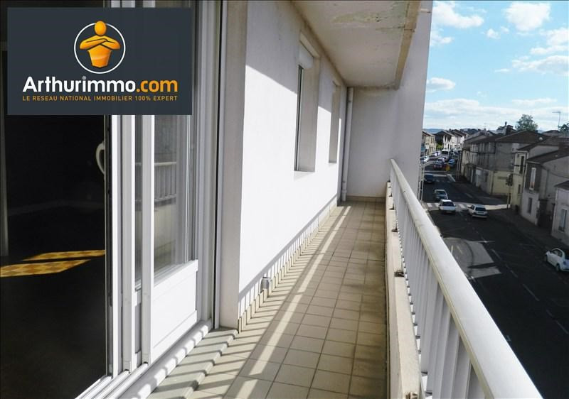 Vente appartement Roanne 79 990€ - Photo 1