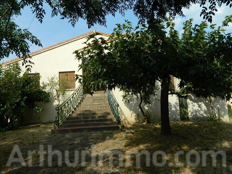 Sale house / villa Aspiran 225000€ - Picture 1