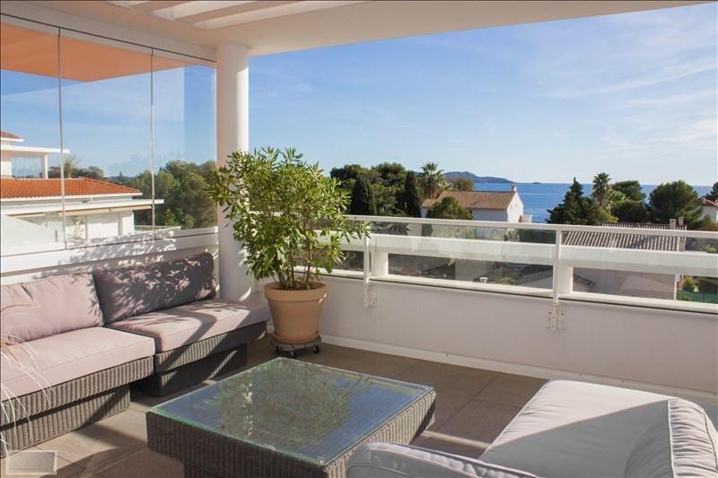 Deluxe sale apartment Carqueiranne 880000€ - Picture 9