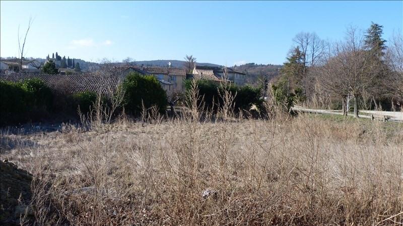 Vente terrain Malaucene 133000€ - Photo 2
