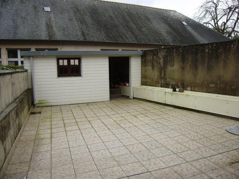 Vente duplex avec une terrasse au centre ville carhaix - Piscine de carhaix plouguer ...