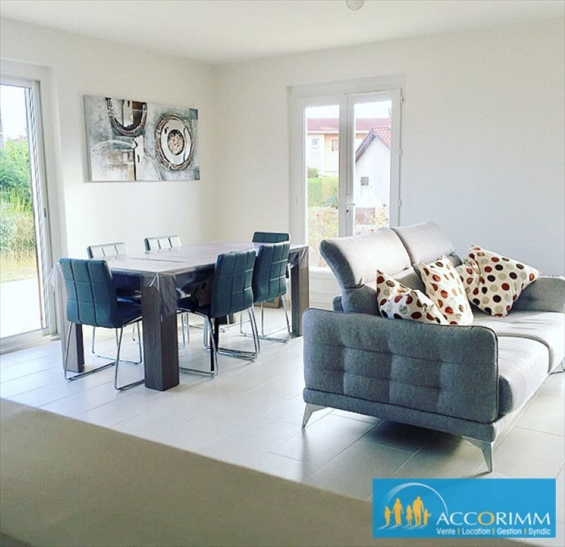 Sale house / villa Feyzin 369000€ - Picture 9