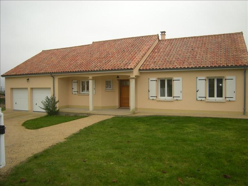 Location maison / villa Colombiers 800€ CC - Photo 1