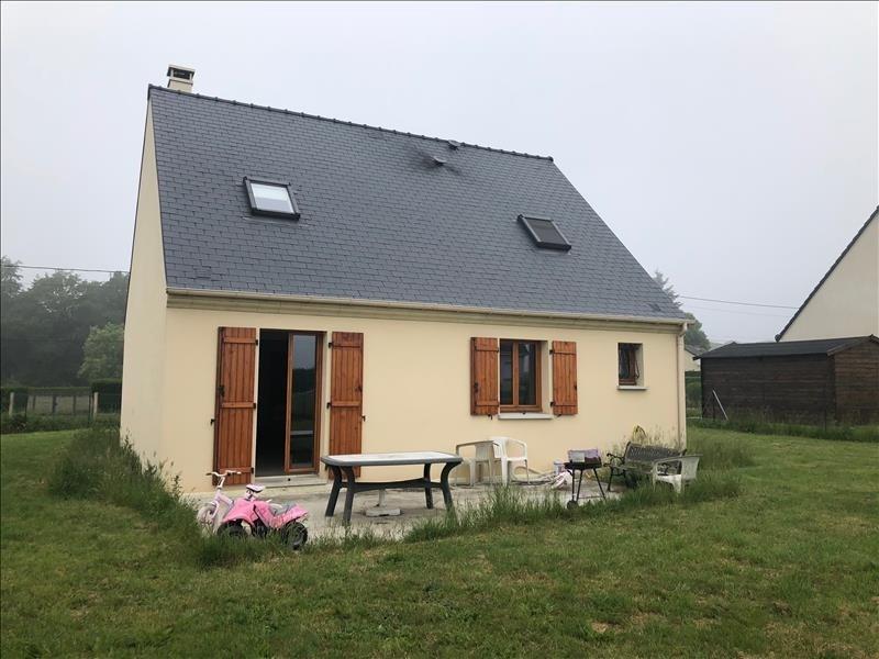 Vente maison / villa Les thilliers en vexin 174600€ - Photo 2