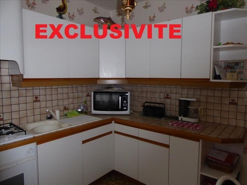 Sale house / villa Varennes vauzelles 157000€ - Picture 1