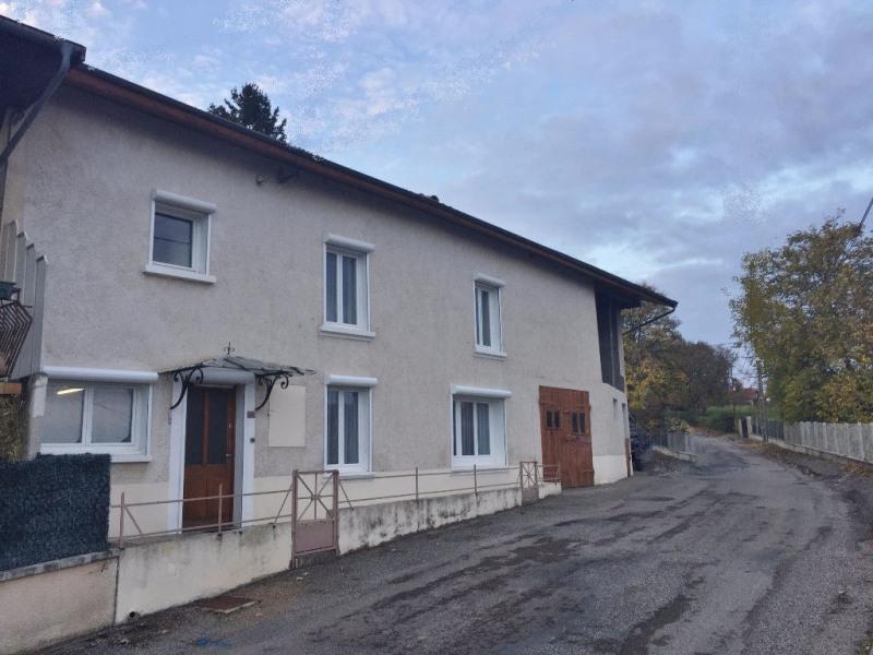 Vente maison / villa Meyrieu les etangs 159000€ - Photo 1