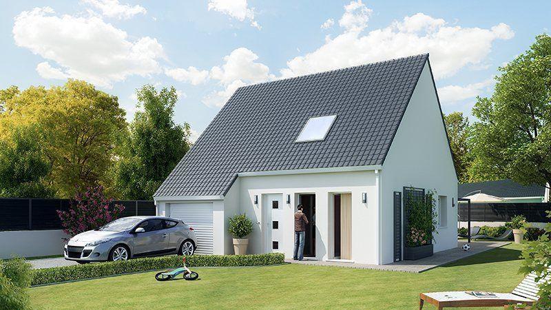 Maison  4 pièces + Terrain 353 m² Ahuy par BABEAU SEGUIN