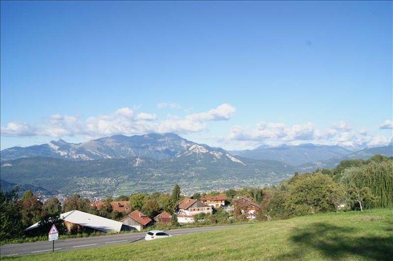 Vente terrain Mont saxonnex 155000€ - Photo 2