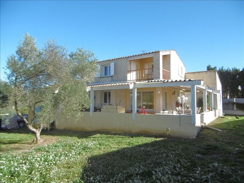 Vente maison / villa Vauvert 335000€ - Photo 1