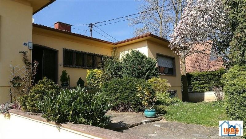 Vente maison / villa Strasbourg 485000€ - Photo 2