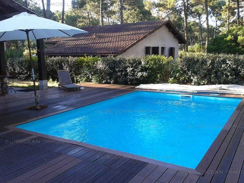 Location vacances maison / villa Lacanau ocean 1 045€ - Photo 2