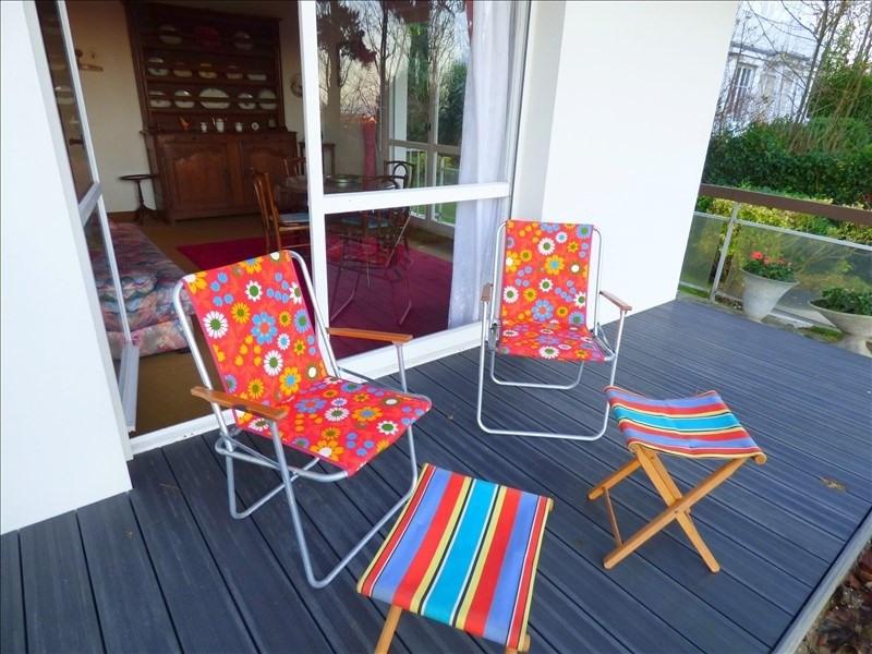 Verkoop  appartement Villers sur mer 102000€ - Foto 5