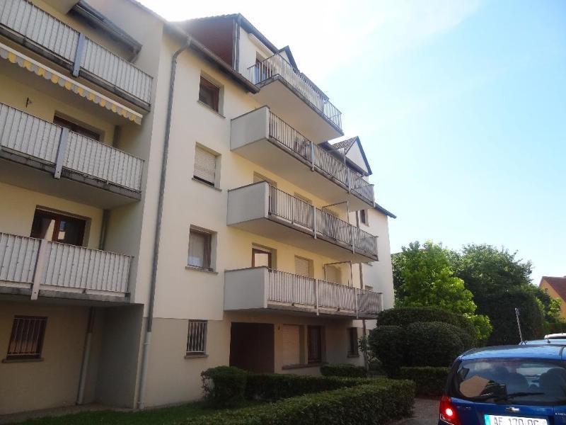 Location appartement Illkirch-graffenstaden 350€ CC - Photo 1