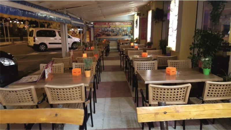 Commercial property sale shop Rosas-santa margarita 130000€ - Picture 1