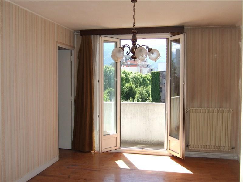 Vente appartement Grenoble 99000€ - Photo 1