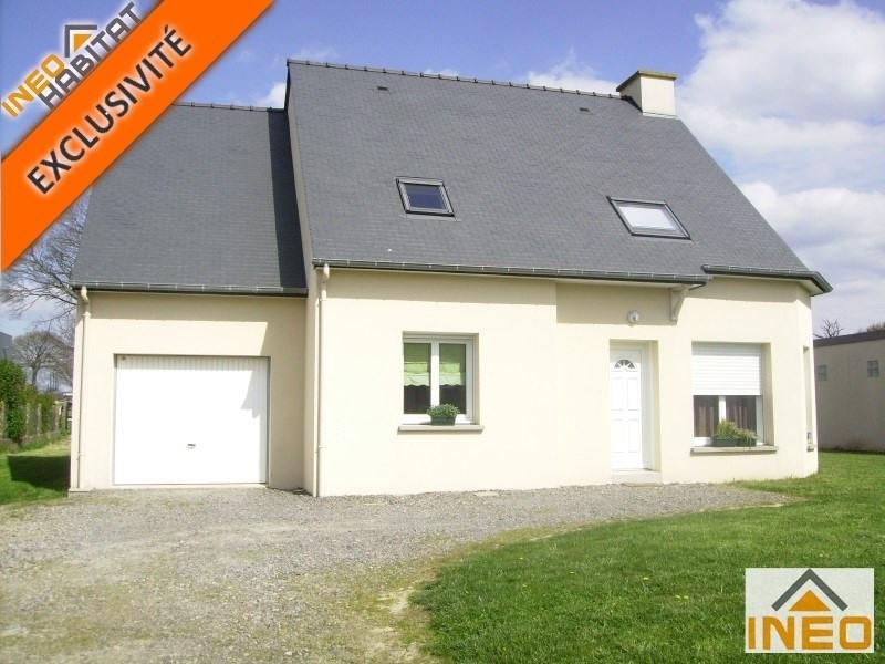 Location maison / villa La meziere 836€ CC - Photo 1