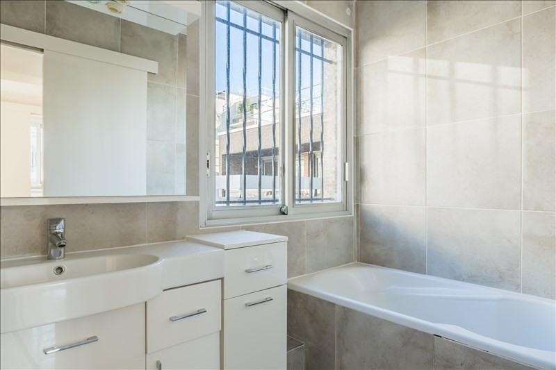 Verkoop  appartement Paris 15ème 645000€ - Foto 10