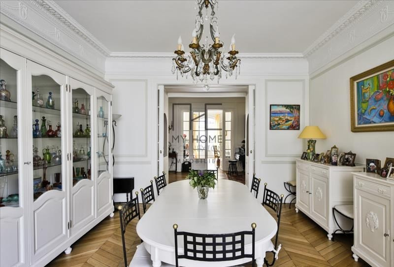 Vente de prestige appartement Paris 17ème 2 940 000€ - Photo 6