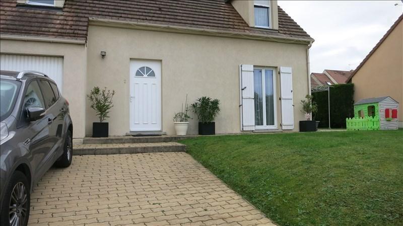 Vente maison / villa Quincy voisins 310000€ - Photo 7