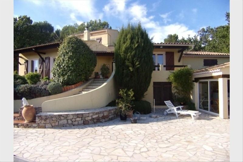 Sale house / villa Puget ville 535000€ - Picture 1