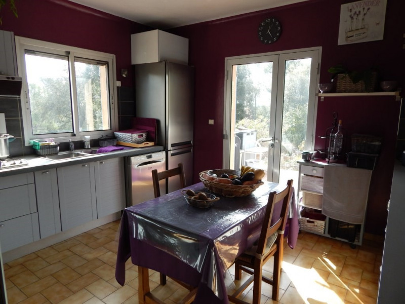 Vente maison / villa Sillans-la-cascade 352000€ - Photo 14