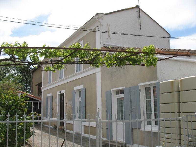 Sale house / villa Etaules 191500€ - Picture 1