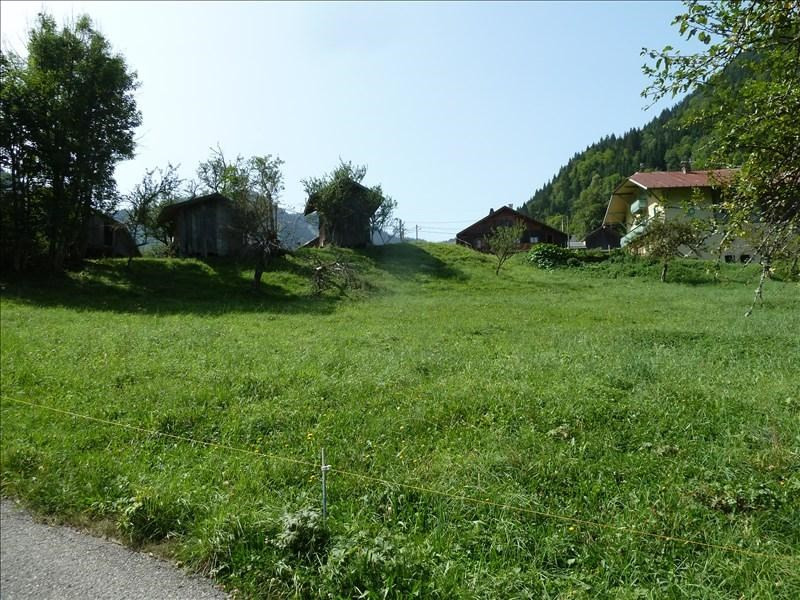 Vente terrain Seytroux 96 600€ - Photo 1