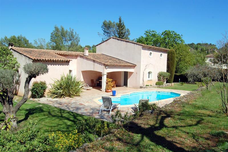 Vente de prestige maison / villa Fayence 695000€ - Photo 2