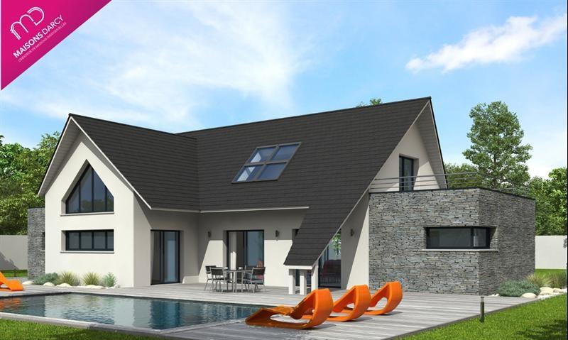 Maison  5 pièces + Terrain 1450 m² Bretigny (21490) par MAISONS DARCY