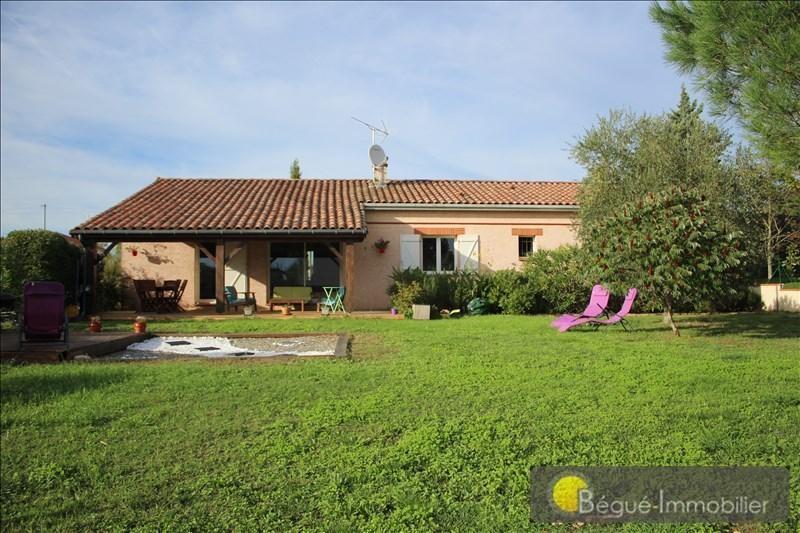 Sale house / villa Mondonville 299500€ - Picture 1