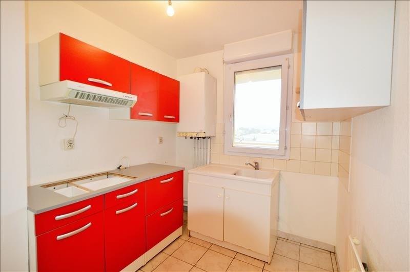 Verkoop  appartement Les angles 127000€ - Foto 3