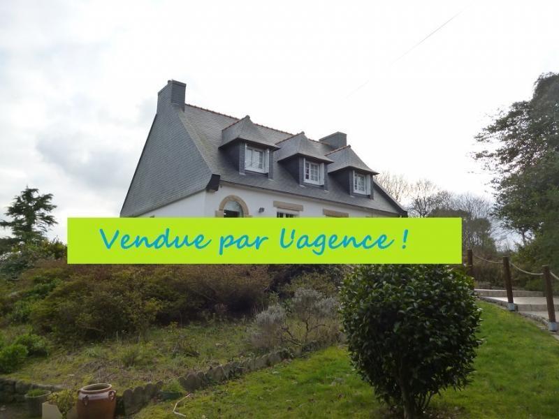 Vente maison / villa Douarnenez 260000€ - Photo 1