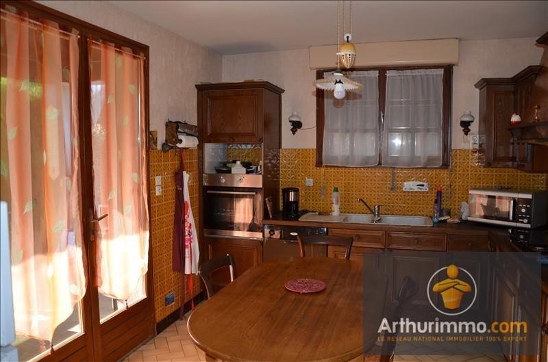 Sale house / villa Davezieux 170000€ - Picture 5